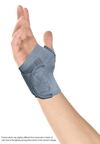 Healthgenie Wrist Brace with Thumb Support One Size Fits Most...