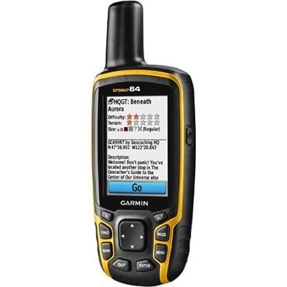 Garmin GPSMAP 64 Handheld Navigator 5