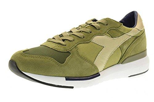 Sneaker Diadora DIADORA hombre bajas zapatillas de deporte 01 201.171864 C6688 TRIDENTE EVO talla 40.5 Green