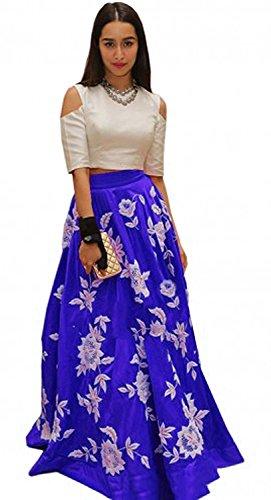 Lehenga Cholis women's bollywood designer lehenga choli Women's Clothing Gown for women...