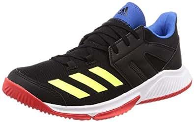 pretty nice b5c91 784cf Image indisponible. Image non disponible pour la couleur  adidas Essence,  Chaussures de Handball Homme ...