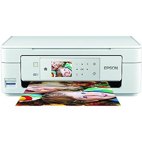 Epson Expression Home XP-445 Inyección de tinta A4 Wifi Color blanco - Impresora multifunción (Inyección de tinta, 1200 x 1400 DPI, A4, Color, Color, Color)