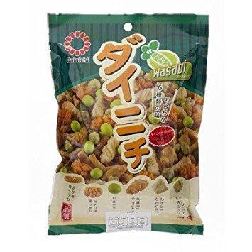 Dainichi Japanese Rice cracker Wasabi