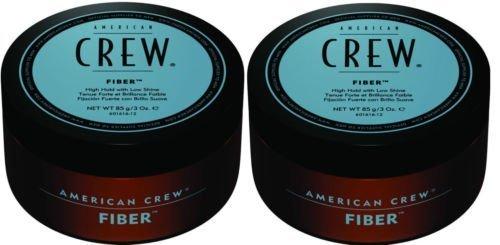 American Crew Fiber 85 g x 2 by AMERICAN CREW - Classic-firm Hold Gel