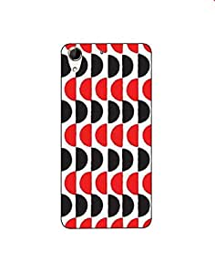 HTC Desire 728 nkt03 (317) Mobile Case by Leader