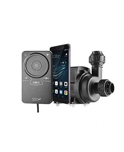 Sicce Pompa per acquari SDC 9.0 controllabile con Wi Fi e App per smartphone pompa multifunzione skimmer pump