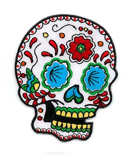 sunny-buick-great-candy-sugar-skull-patch-35h-x-275-w-ricamato-toppa-embroidered-patch
