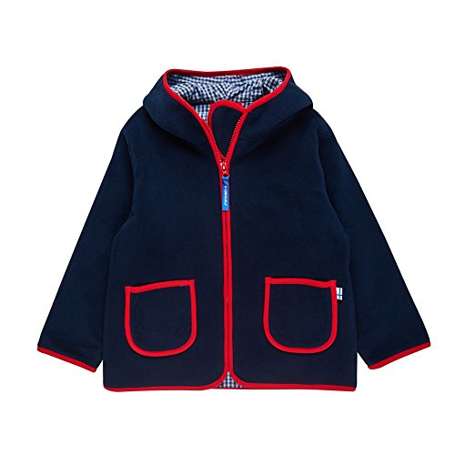 Finkid Tonttu Kinder Zip In Fleece Jacke