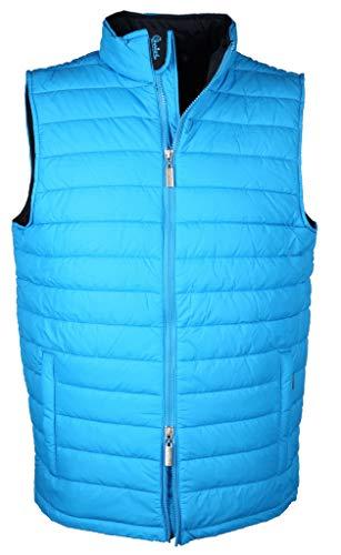 wind sportswear Herren Weste Größe 3XL Blau (blau)