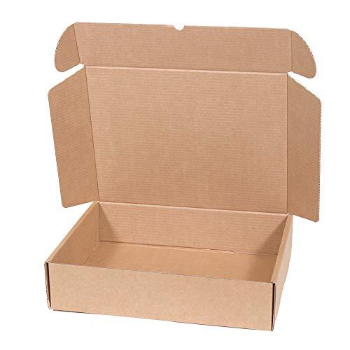 Kartox | Caja Cartón Kraft Para Envío Postal | Caja