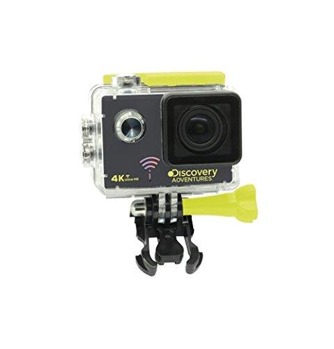 Discovery Adventures 4K Ultra-HD WLAN Action Kamera Escape schwarz