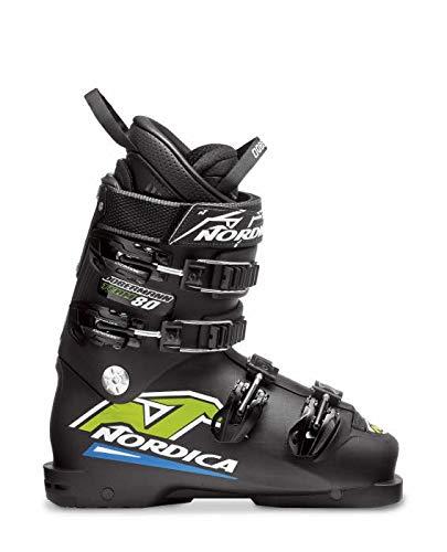 Nordica Kinder Skischuh 05080101.100 Dobermann Team Black - MP 25,5 -