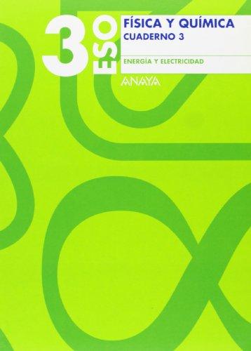 Cuaderno 3. Energía y electricidad - 9788466745512