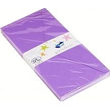 G.Lalo Coréale 20 Sobres forrados / borrar 110 x 220 mm Violet