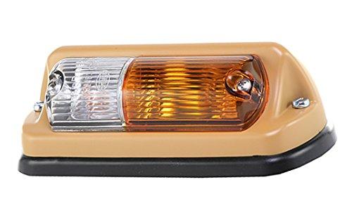 Preisvergleich Produktbild HELLA 2BE 001 278-011 Blinkleuchte,  Blink-Positionsleuchte,  Einbau links