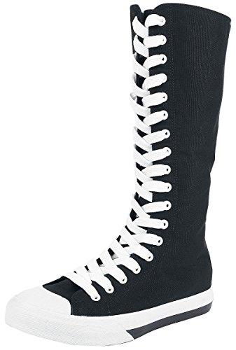 R.E.D. by EMP Extra High Sneaker Scarpe nero EU40
