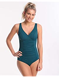 58e57e767c4dd Amazon.co.uk  Halocline - One Pieces   Swimwear  Clothing