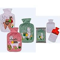 Taschenwärmer Lama Taschenheizkissen 2er Set (weiß und rosa) preisvergleich bei billige-tabletten.eu