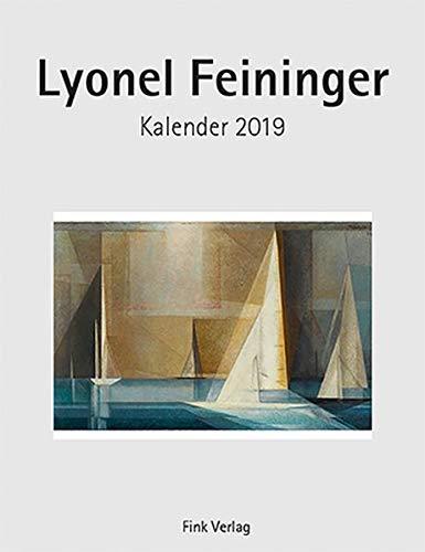 Lyonel Feininger 2019: Kunst-Einsteckkalender