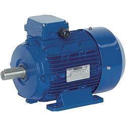 Espuelas–Motor eléctrico trifásico 1,5KW–2HP–2800RPM (2poli)–B3–Conexión 230/400V–tamaño 90s