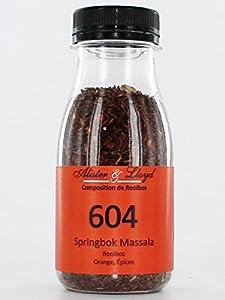 Alister & Lloyd - Thé Rooibos - 604 Springbok Massala