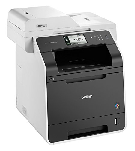 Great Buy for Brother MFC-L8850CDW A4 Laser Multifunction Colour Printer on Line