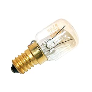 Genuine Smeg Herd Backofen 25Watt Glühbirne Lamp - 300c 824610176