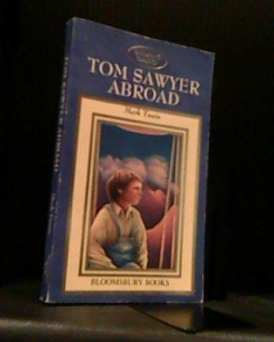 Tom Sawyer abroad.