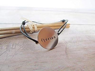 Bracelet ajustable, bijoux personnalisés, prénom gravé, bracelet personnalisé, cadeaux personnalisés, cadeaux pour elle, Cadeaux anniversaires, cadeaux Noël, cadeaux maman
