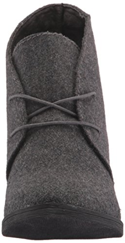 Blowfish Sea Femmes Toile Bottine Grey 2 Tone Flannel