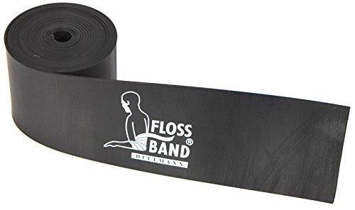 Dittmann Floss-Band, 1.3 mm, Schwarz