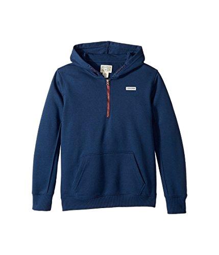 Jungen Converse Pintuck Pullover (Marineblau) Größe S - Alter 8-10