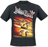Judas Priest Firepower T-Shirt Noir M
