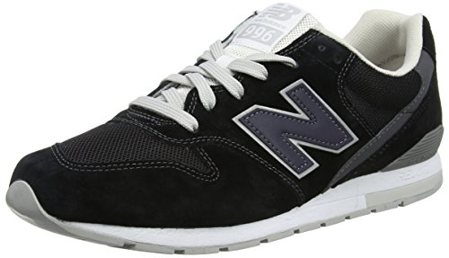 New Balance Herren MRL996V1 Sneaker, Schwarz (Black), 44 EU -