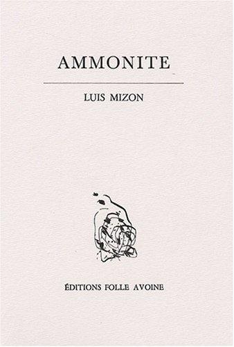 Ammonite par Luis Mizón