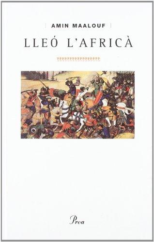Portada del libro Lleó l'Africà (A Tot Vent-tela)