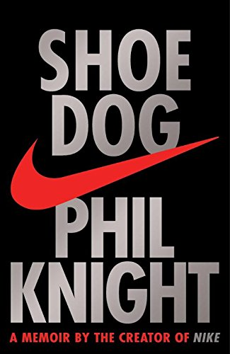 Shoe Dog: A Memoir by the Creator of - Fan Betrieben Kostüm