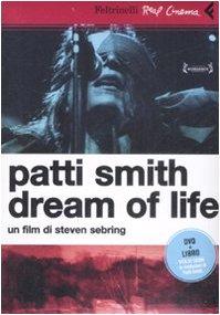Patti Smith. Dream of life. DVD. Con libro (Real cinema) por Steven Sebring