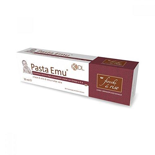 Pasta Emu a base di olio di emu e aloe v