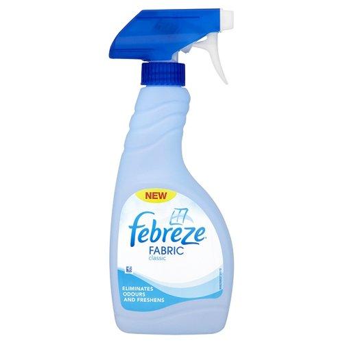 Tissu Febreze spray diffuseur classic Lot de 4-237692 - Emballage peuvent varier