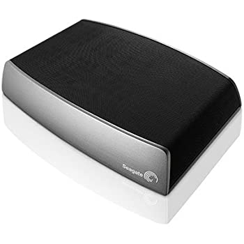 Seagate Central 2 TB Shared Storage Ethernet External Hard Drive (STCG2000100)