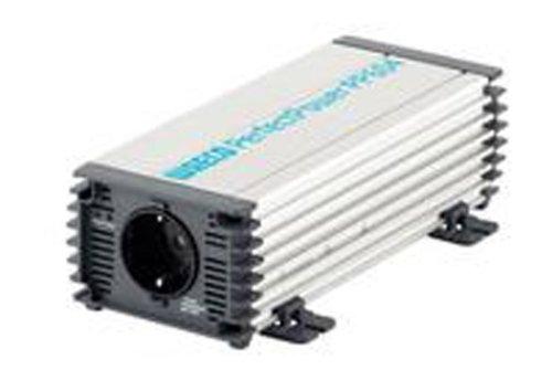 Preisvergleich Produktbild Dometic PerfectPower PP 602  - Wechselrichter, 550 W, 12 V I Dieser Spannungswandler, Inverter wandelt 12 V Batteriestrom in einen sinusähnlichen 230-V-Wechselstrom, geeignet zum Aufladen für Handys, Rasierer etc.