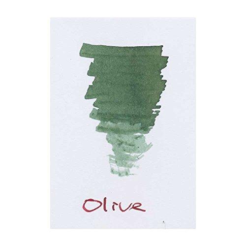 L\'Artisan Pastellier Classic Tintenglas Olive (Olivengrün)