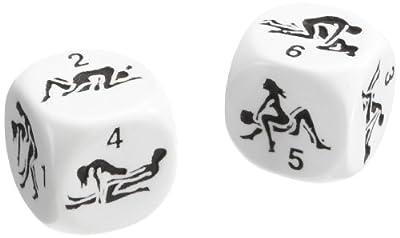 Philos - 7900 - Cube - Kama Sutra - Blanc - 2 Pièces