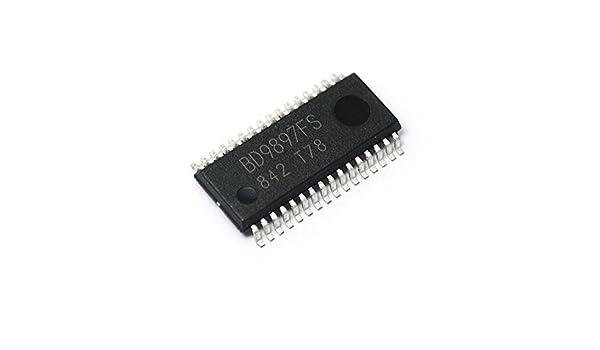 50PCS BD9897 BD9897FS IC INVERTER CTLR 32SSOP ROHM NEW