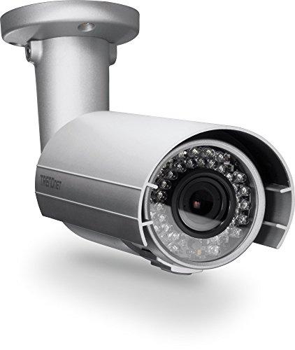 Trendnet TV-IP340PI 2MP Voll-HD PoE Tag-/Nacht-Netzwerkkamera für den Außengebrauch weiß
