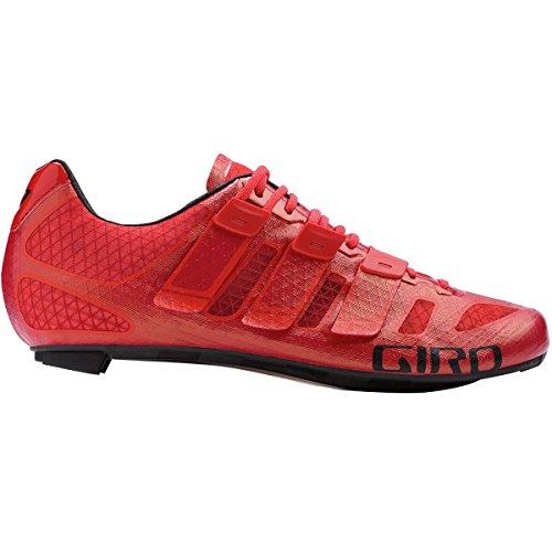 Giro gf20131Unisex techlace Prolight Shoe - Giro, Bright Red