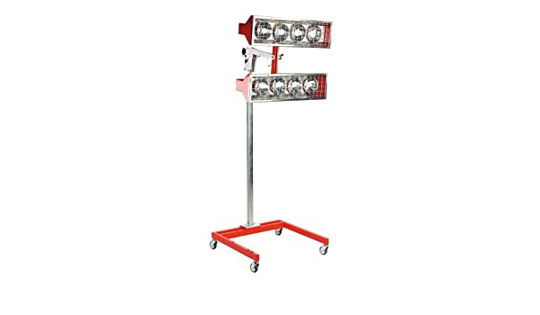 Panel Drying Lamp with Timer 8 x 250W/230V ML2300: Amazon co