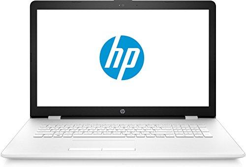 "HP 15-AK001NS - Ordenador portátil de 17.3"" (8 GB de RAM, 1000 GB de disco duro, Windows 10 Home) blanco nieve - teclado QWERTY español"