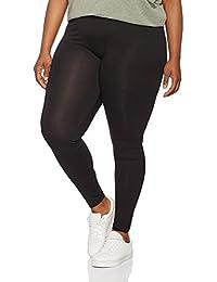 Ulla Popken Femme Grandes tailles 3/4 Longueur Leggings, Classique Pantalon Extensible 70 den Collants 665315